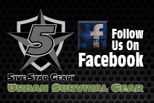 5ive Star Gear Facebook