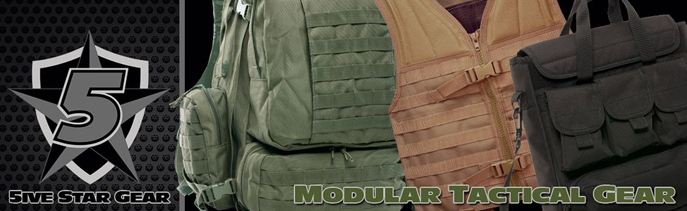 5ive Star Gear® - Modular Tactical Gear